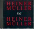 Heiner Müller liest Heiner Müller