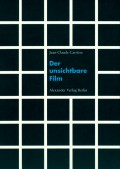 Der unsichtbare Film