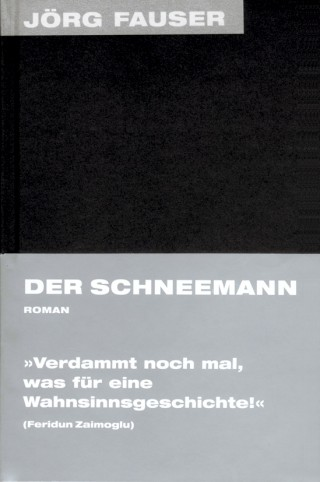 Der Schneemann
