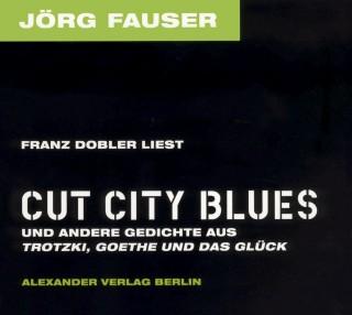 "Franz Dobler liest \""Cut City Blues\"""