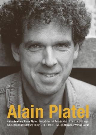 NAHAUFNAHME Alain Platel