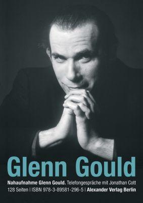 NAHAUFNAHME Glenn Gould