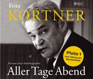 Fritz Kortner liest aus Aller Tage Abend