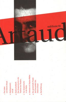Attention Artaud