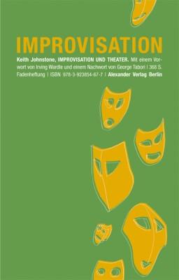 Improvisation und Theater (Restexemplare alte Auflage – Sonderpreis)